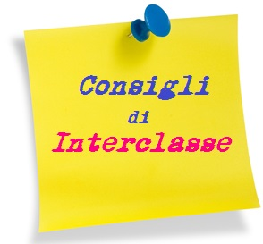 Consigli Interclasse – Intersezione