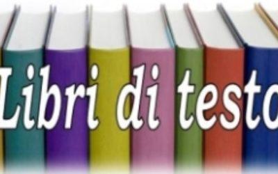 Adozione libri di testo 2019 – 2020